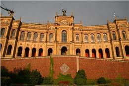 Sonntagsbrunch im Maximilianeum
