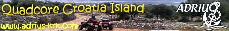 Quadcore Croatia Island
