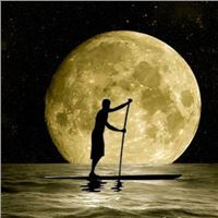 SUP VOLLMOND PADDLING
