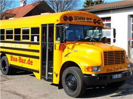 US School Bus selber fahren in Erding