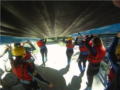 Rafting Inn Imster Schlucht