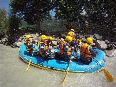 Rafting Oetztaler Ache