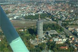 Rundflug Augsburg - Schwaben C172 komplett