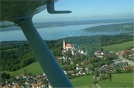 Ammerseerundflug C172 komplett