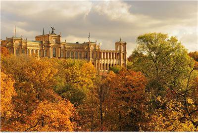 Landtag im Herbst