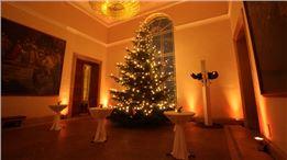 Weihnachten mit den Landfrauen im Maximilianeum