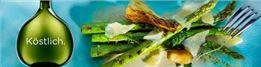 Spargel liebt Silvaner mit der Landfrauenküche