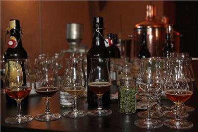 Bierverkostung Tasting