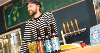 Bierverkostung Craftbier Tasting Hamburg
