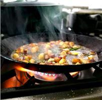 Herbstliche Alpenküche
