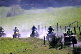 Quadtour Oberberg & Sauerland - NRW -