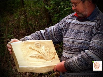 9 Bildhauerkurse mit Holz K1 bei Berlin
