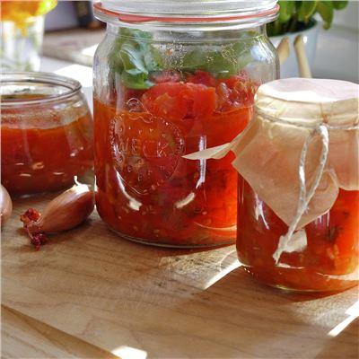 Tomatenglas