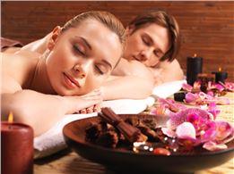 Valentinstagsangebot - Schwedische Massage in der Salzgrotte ca. 60 Min.