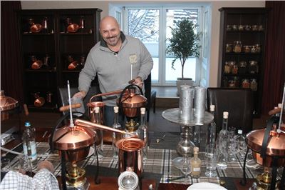 Genever Gin Jenever Destillation