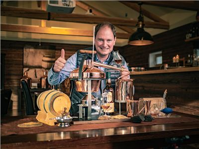 Whisky Webinar Leiter Andreas Heiß