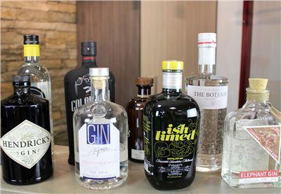Gin-Sorten