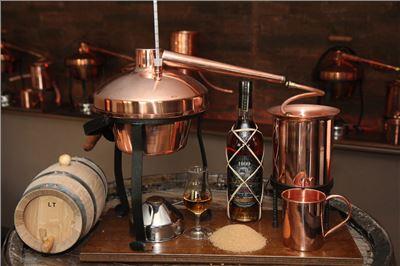 Rum probieren