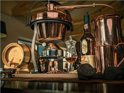 Whisky Genuss pur