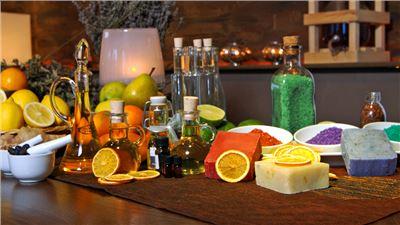 Ätherisches Öl Zutaten