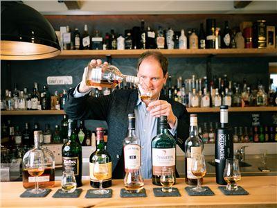 Whiskey Verkostung Online