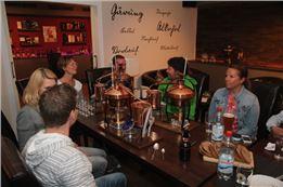 Schnaps selbst brennen -  kurzes Gruppen-Schnapsbrennseminar in Vils