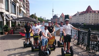 segway tours english berlin