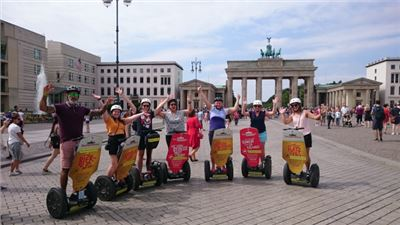 segway berlin tour