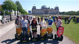 Berlin Segway 3-h guided Tour Top20 💚 West and East
