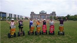 Berlin Segway 3-h guided Tour Top20 • West and East