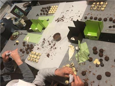 Schokoladen Schlacht