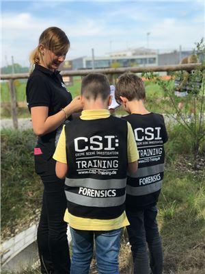 Einweisung GPS Krimi