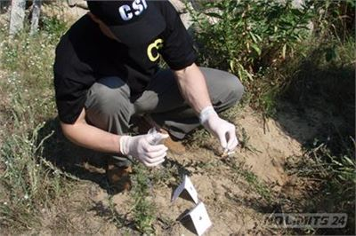 CSI Spurensuche