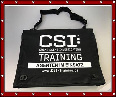CSI Ermittler Tasche