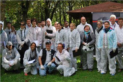 CSI Team Gruppe