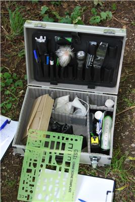 CSI: Koffer