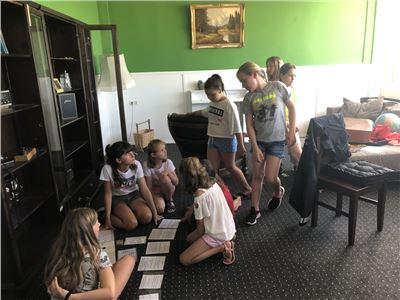 Escape Room Kinder