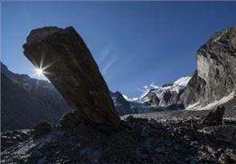 20 Längenfeld - Alpengletscher - eine Hommage