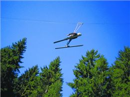 Skiflyer Basic - weltweit einmalig
