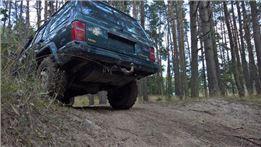 Jeep Cherokee selbst fahren