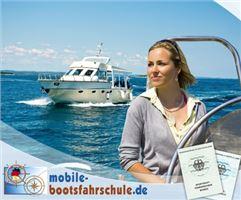 Kombikurs Sportbootführerscheine See / Binnen Theorie (Wochenendkurs 3 Tage)