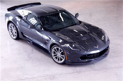 Fahrertraining mit Corvette C7 Grand Sport