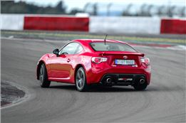 Drift Intensive Training with Toyota GT86