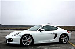 Drift Intensiv Fahrertraining mit gestelltem Porsche Cayman