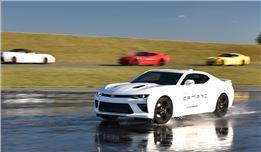 Drift Intensiv Fahrertraining mit gestelltem Chevrolet Camaro V8
