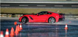 Drift Intensiv Fahrertraining mit gestellter Chevrolet Corvette C7 Grand Sport