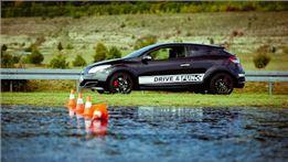 High Performance Fahrertraining mit gestelltem RENAULT Mégane RS