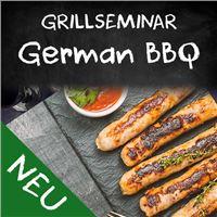 Grillseminar German BBQ