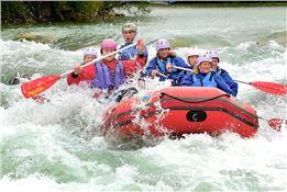 Rafting & Canyoning