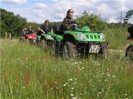 Kleine Landschaftstour - Die ATV-Quad-Tour als schönes Natur Erlebnis 003